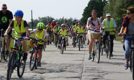 Władze gminy obiecują nowe ścieżki rowerowe