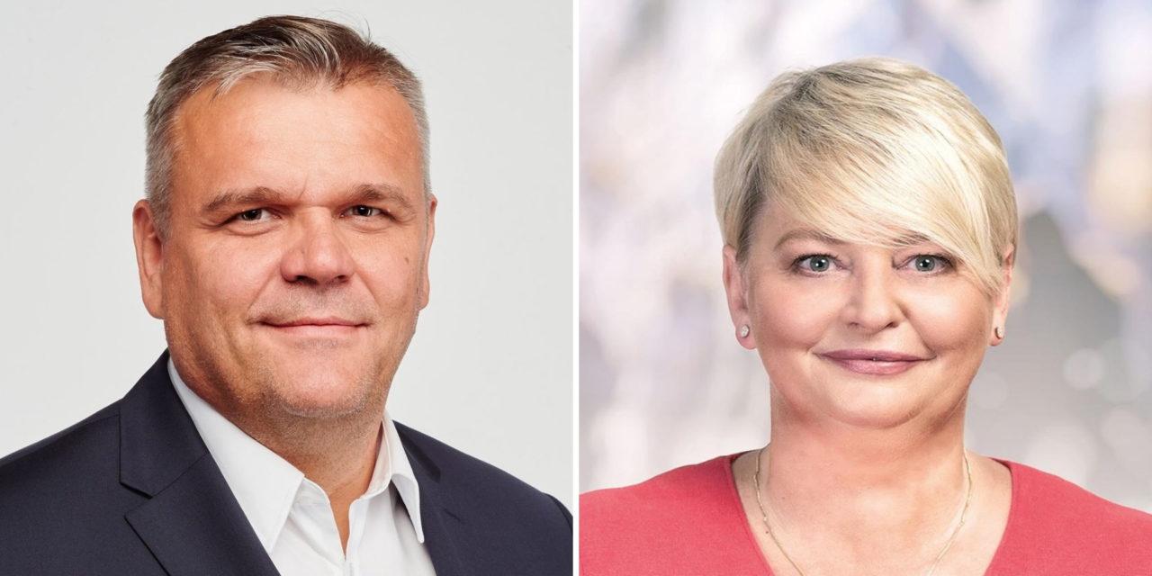 Druga tura wyborów wójta Długołęki: Wojciech Błoński vs. Iwona Agnieszka Łebek