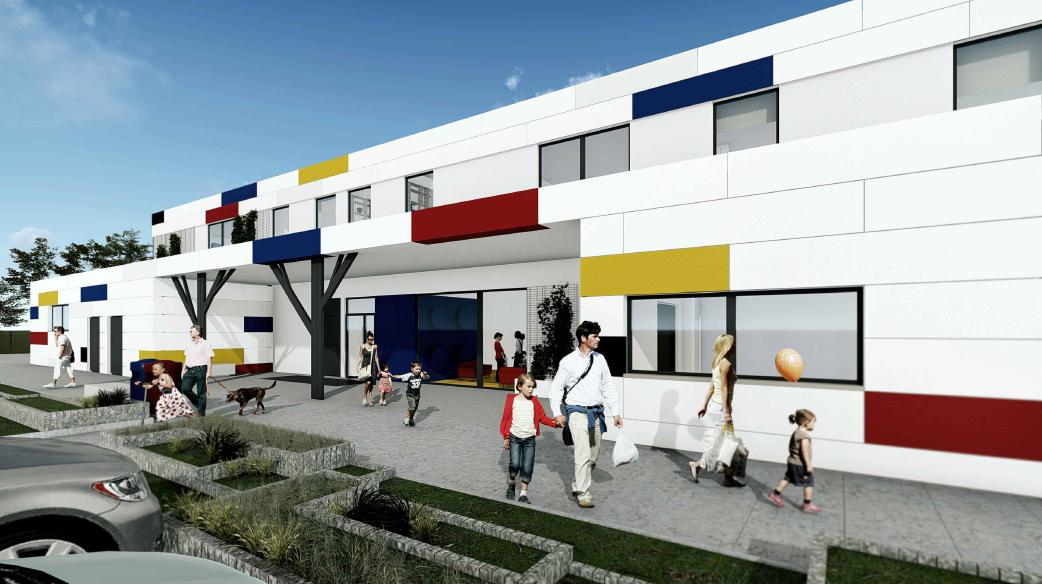 Nowe przedszkole i żłobek w Kiełczowie. Przetarg do powtórki