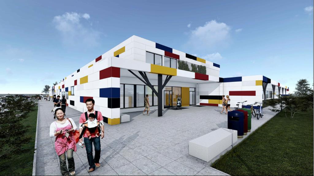 image 1024x574 - Nowe przedszkole i żłobek w Kiełczowie. Przetarg do powtórki