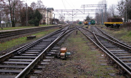 Nowy przystanek kolejowy w Mirkowie