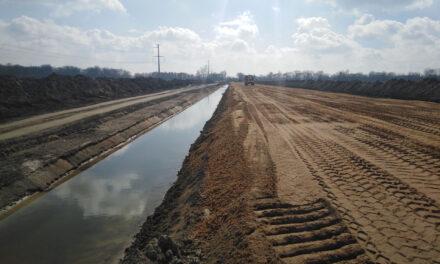 Jak idą prace na budowie północnego odcinka wschodniej obwodnicy Wrocławia?