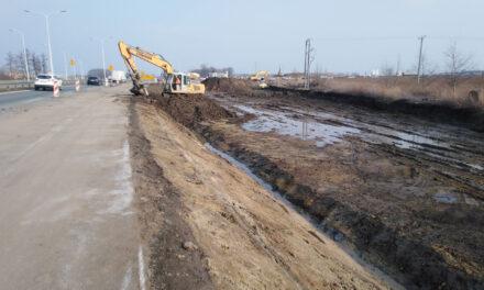 Zbadają próbki kruszywa z budowy wschodniej obwodnicy Wrocławia