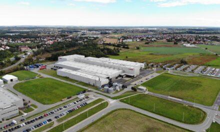 Fabryka Bosch w Mirkowie idzie do rozbudowy